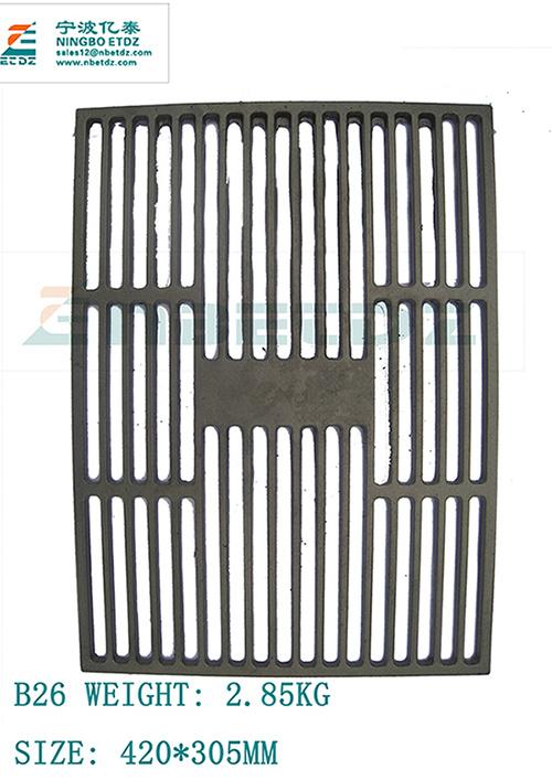 B25 BBQ Accessory, BBQ Accessory, Cast Iron Prices Per Kg