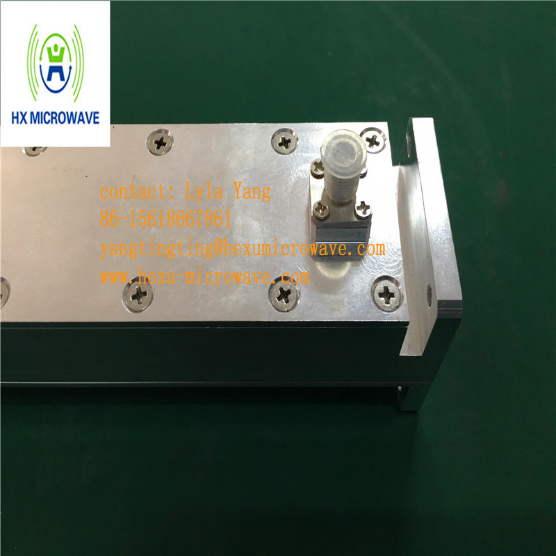Hexu Microwave Wr90 Rigid Waveguide Coupler