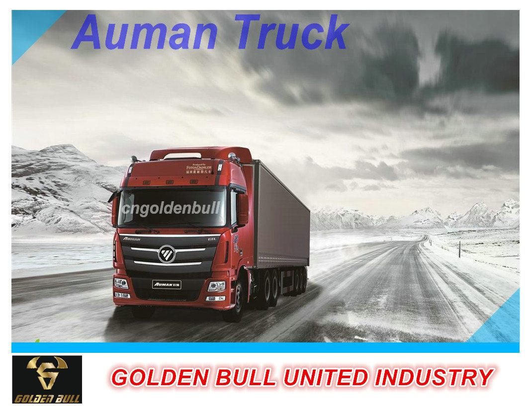 Truck Parts for Auman