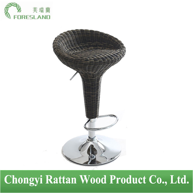 PE Rattan Bar Chair Counter Stool PS-02