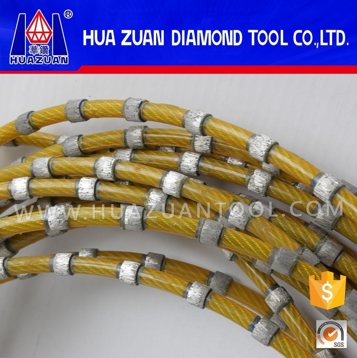 Diamond Wire Saw for Cutting Granite