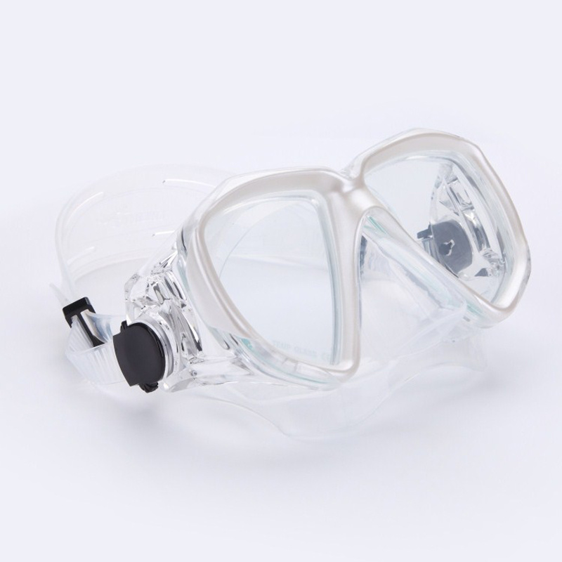 Anti-Mist Toughened Glass Diving Mask