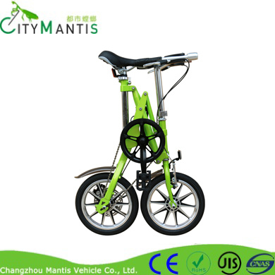 14 Inch Foldable Mountain Bike