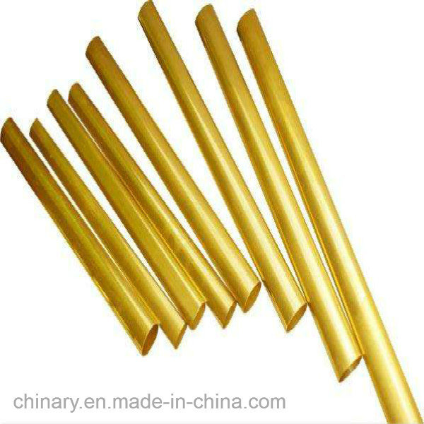 Brass Straight Tubes, ASTM B111, for Gas, Refrigeration etc