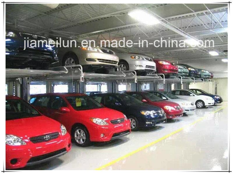 2 High Car Parking Auto Parking