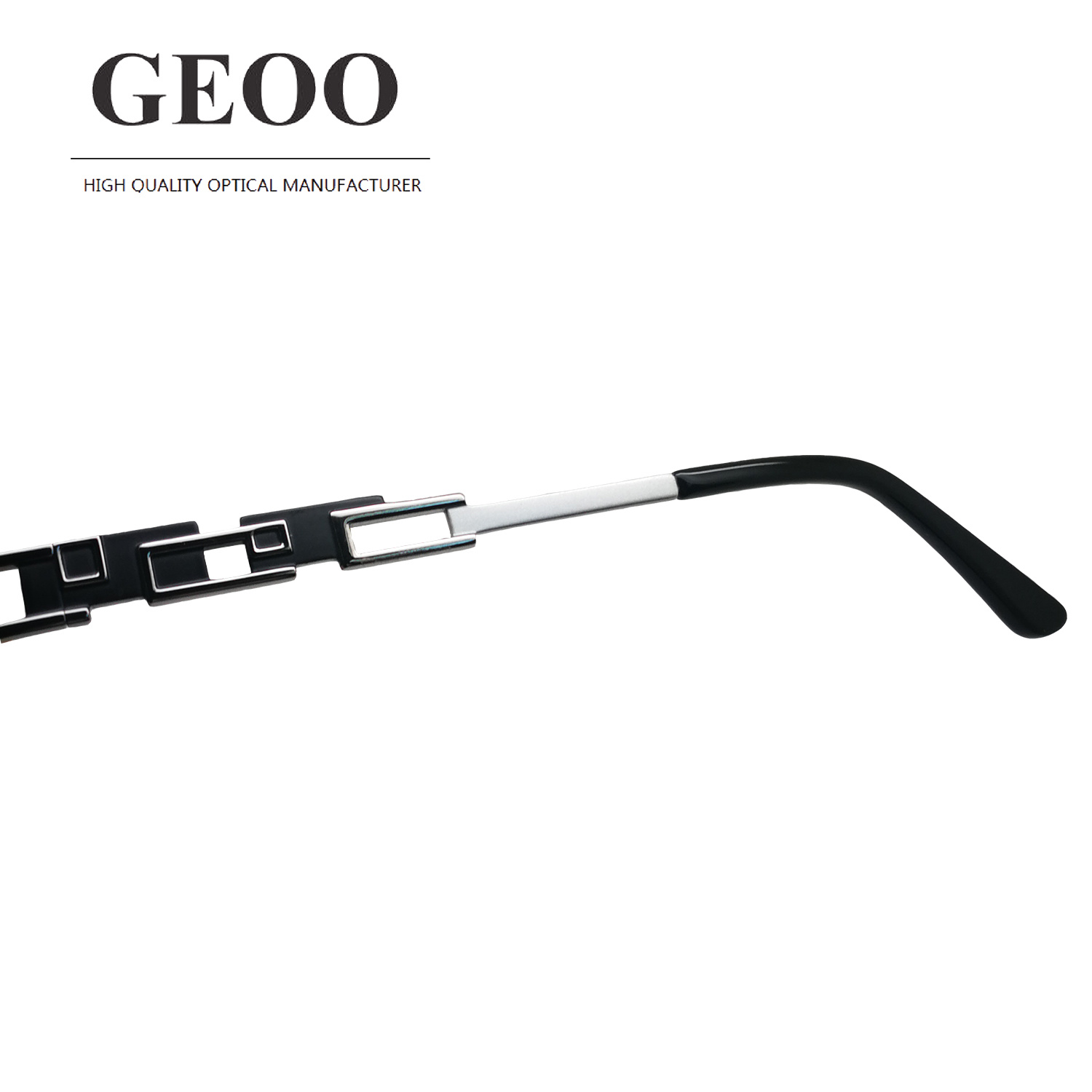 Stainless Abstract Optical Frame (XS5589 C2)