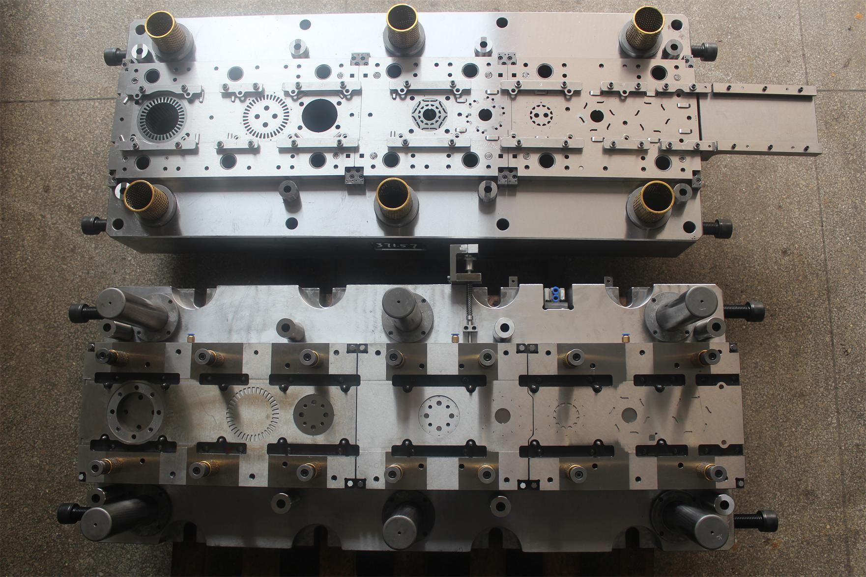 Stamping Mould, Progressive Tool, Stamping Tooling, Progressive Stamping Die