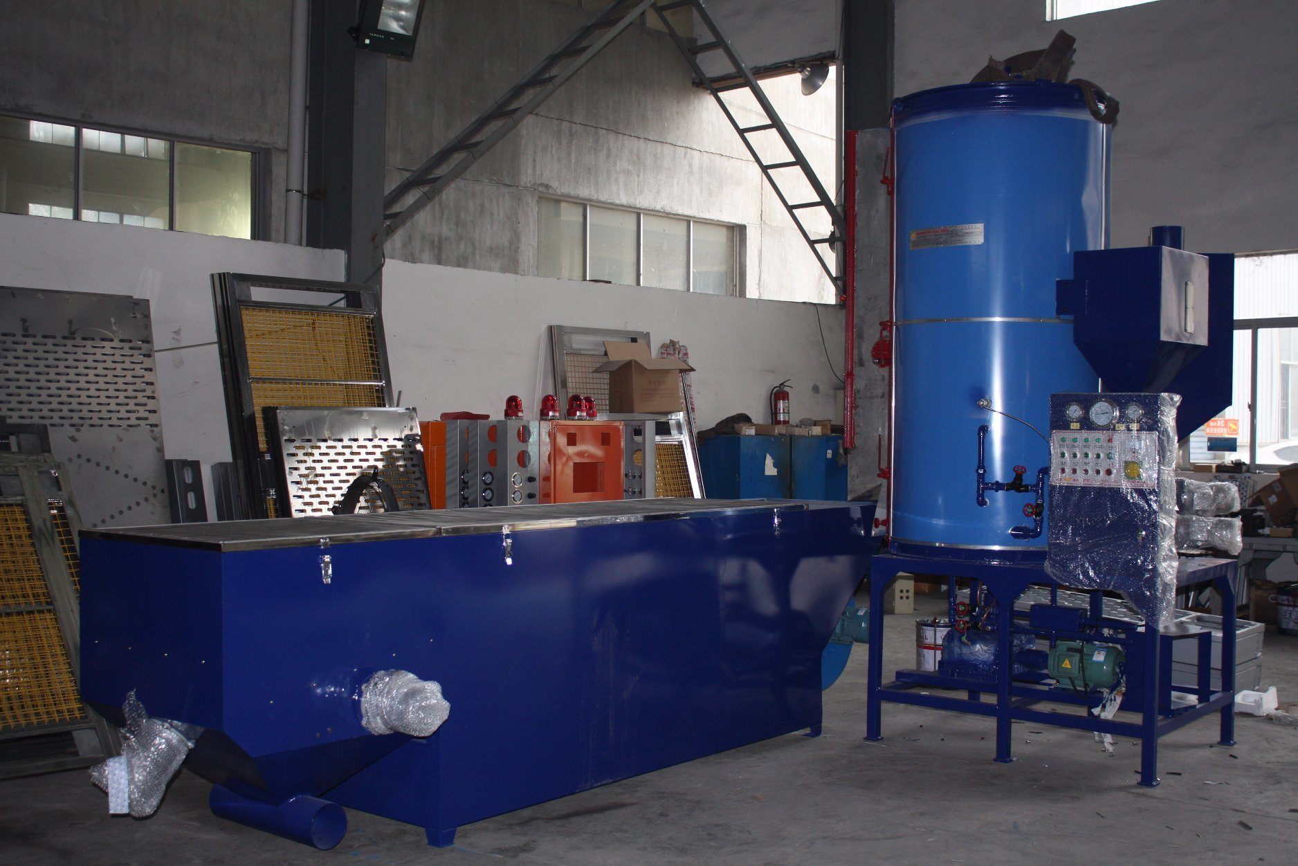 Fuwei--EPS Continouse Pre-Expander Machine