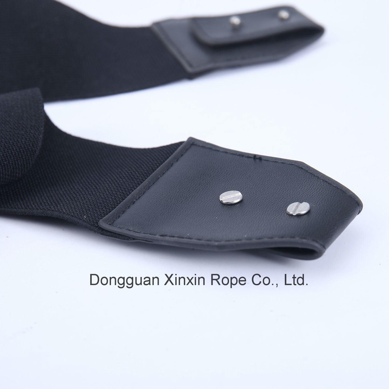 Spandex PU Leather Dressing Decor Multifuctional Belt Wholesale