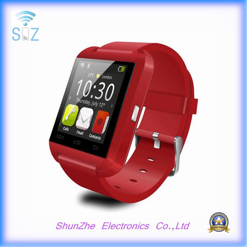 Multi-Function Bluetooth U8 Phone Call Fashion Alarm Clock Andriod Smart Watch