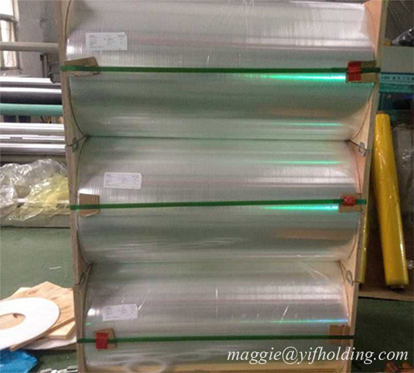 Micro Perforated Plastic Film with Heat Sealable