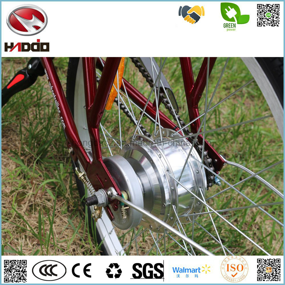 Hot Sale 250W Wholesale Electric City Bike Lithium Battery Bicycle Pedalgo Tour E-Bike Riding Vehicle