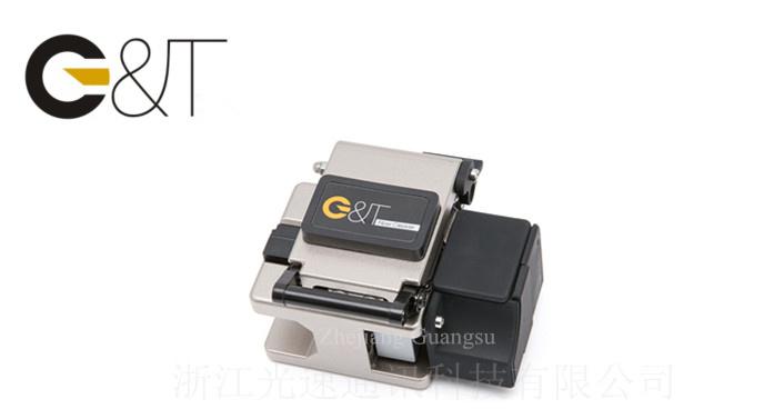Automatic Springback Fiber Cleaver with Fiber Box G&T0708-B