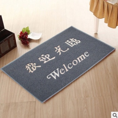 Non-Slip PVC Coil Mat Floor Mat Entrance Door Mat