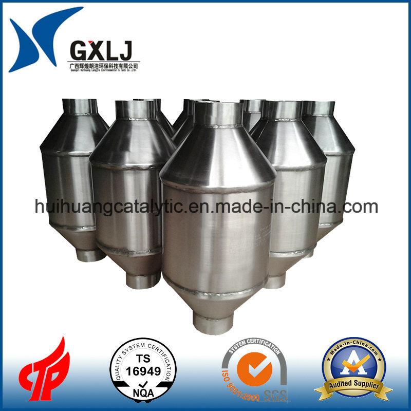 Eur-V Catalytic Converter for Vehicle