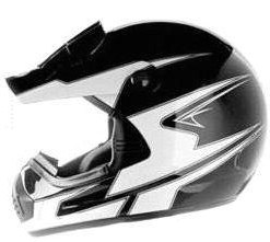 2017 Hot Sale Motocross Helmet with Full Face Shield Visor, Casco Moto, Safety Helmet