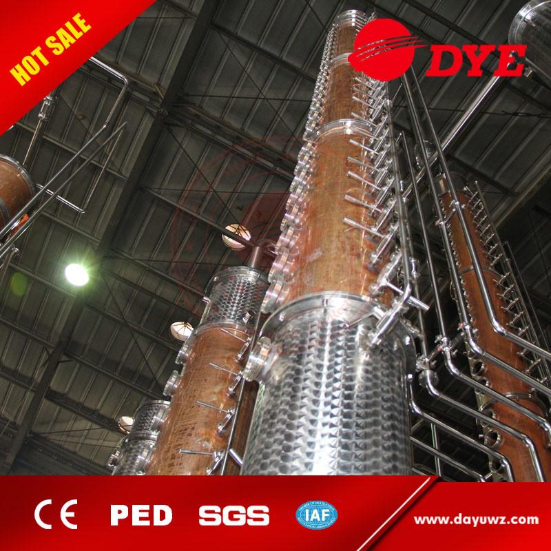 Unique Best Quality Copper Home Alcohol Distiller for Sale