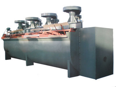 Gold Ore Flotation Machine for Sale, Gold Ore Flotation Machine