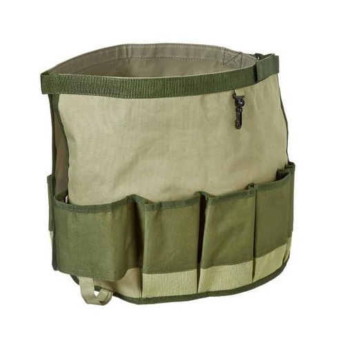 Multifunctional Bucket Bag/Polyester Bucket Bag/Durable Garden Tool Bag