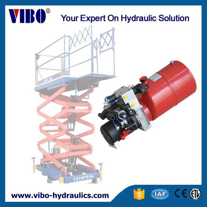 Hydraulic Power Unit for Mobile Scissor Platform