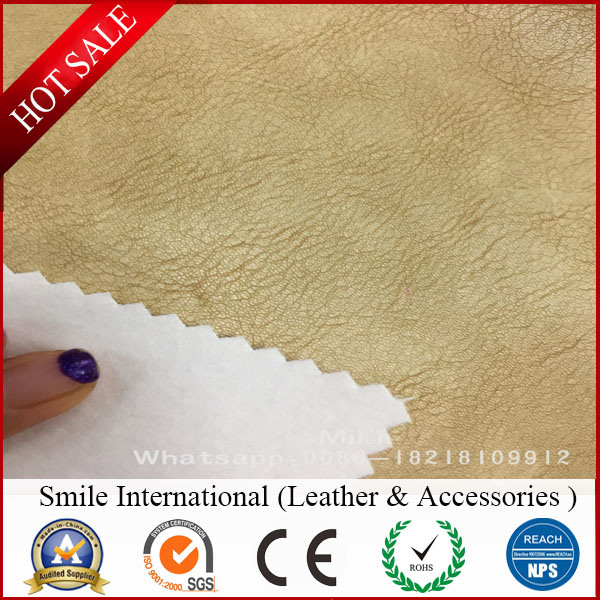 Hot Sales Semi-PU Leather, Classical Leather
