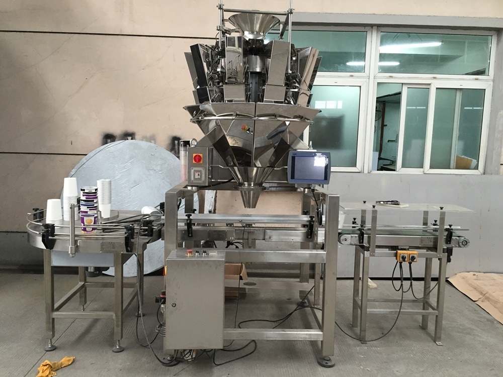 Automatic Linear Granule Packaging Machine