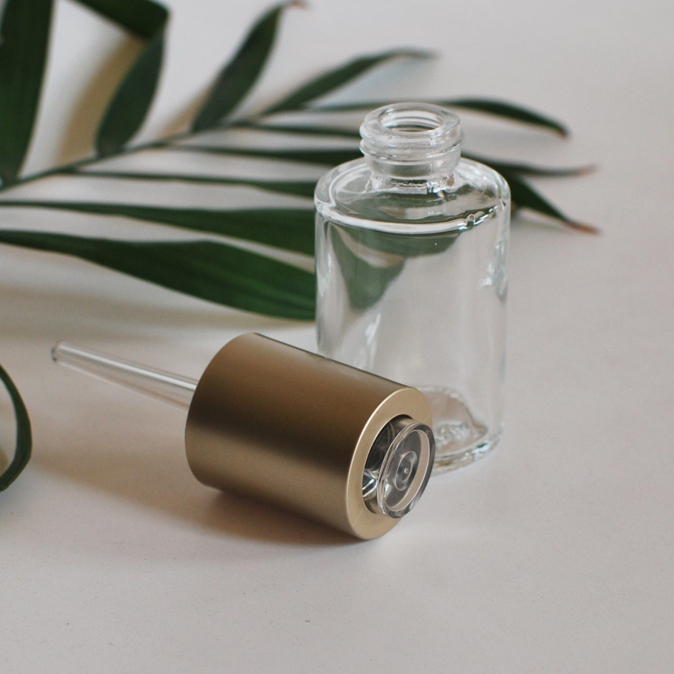 30ml Glass Dropper Bottle for Cosmetic Packing