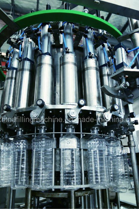 Ce Quality Oil Filling Machine with SUS304 Material (1200-10000bph)
