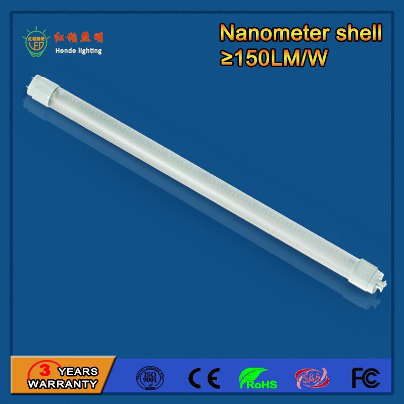Nanometer Fluorescent 18W T8 LED Tube Lighting Product for Schools