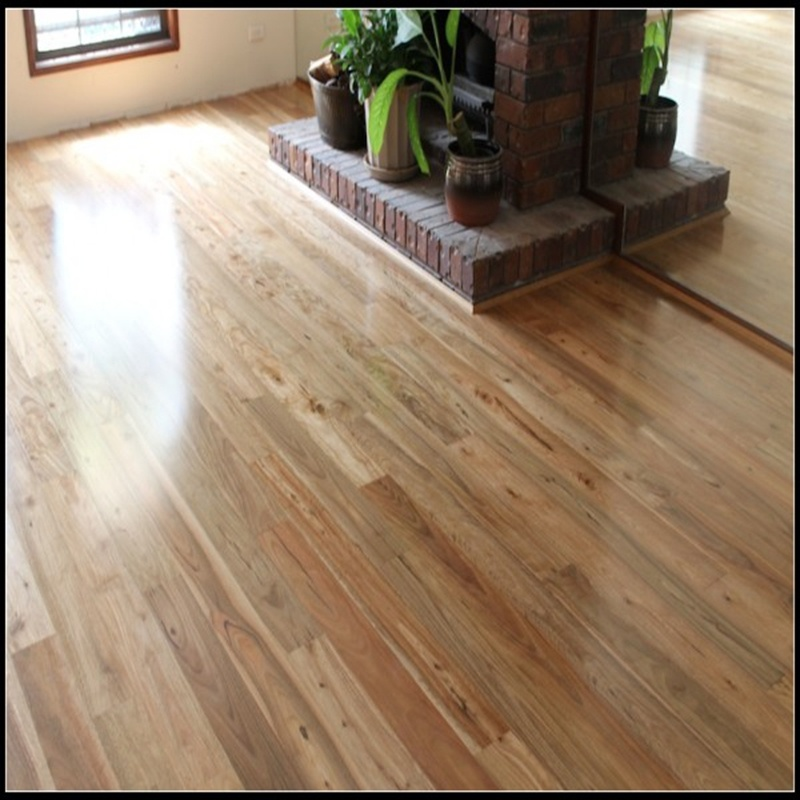 Natural Spotted Gum Solid Hardwood Flooring