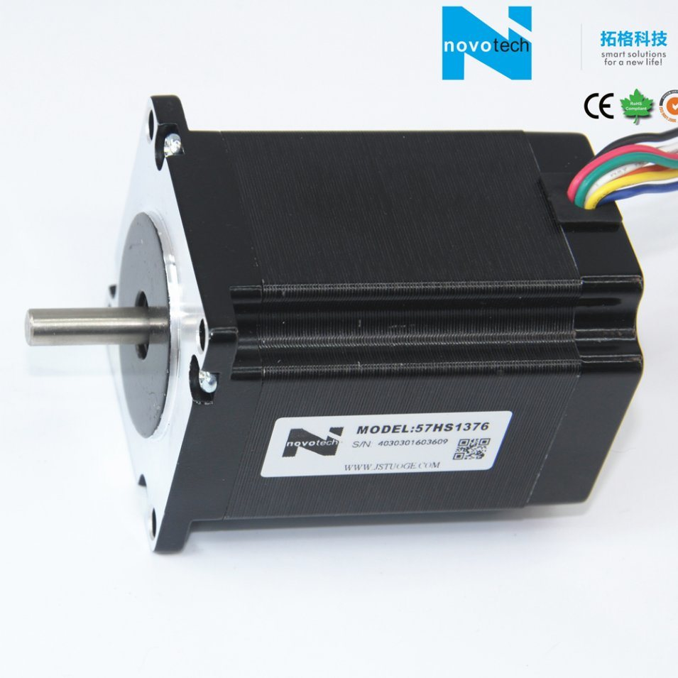 Stepper Motor and Stepper Motor Driver for Machine