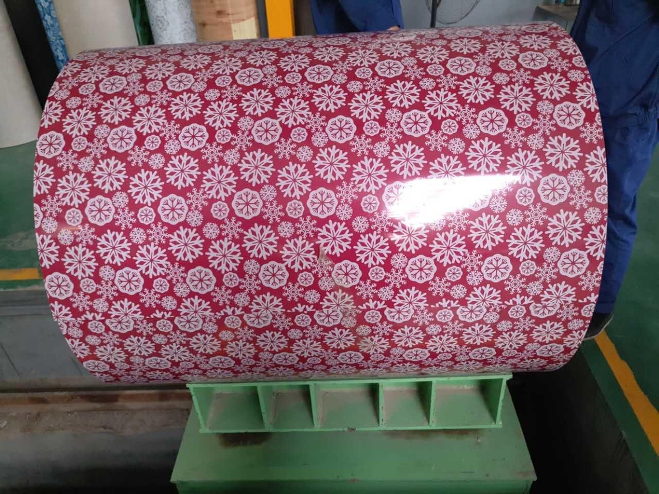 PPGI Color Coated Steel Coil Prepainted Galvanized Steel Coil Colorful steel Coil