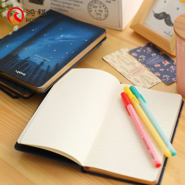 Hardcover Notebook for Student
