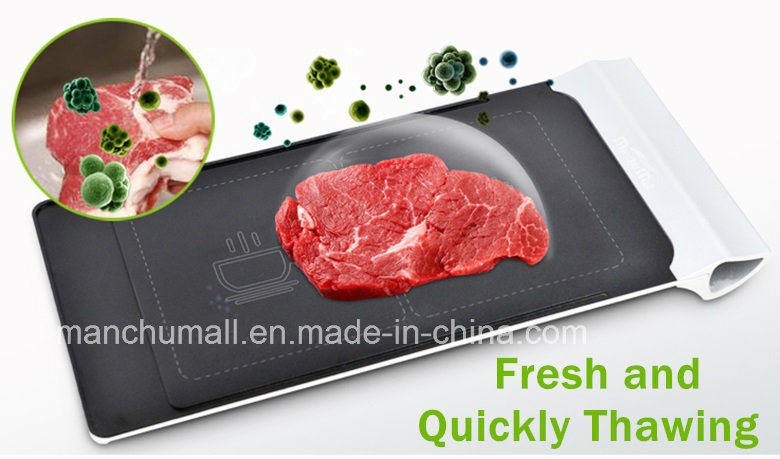 Quck Steak Thawing Plate for Preparation Cooking/Kitchen Gadget