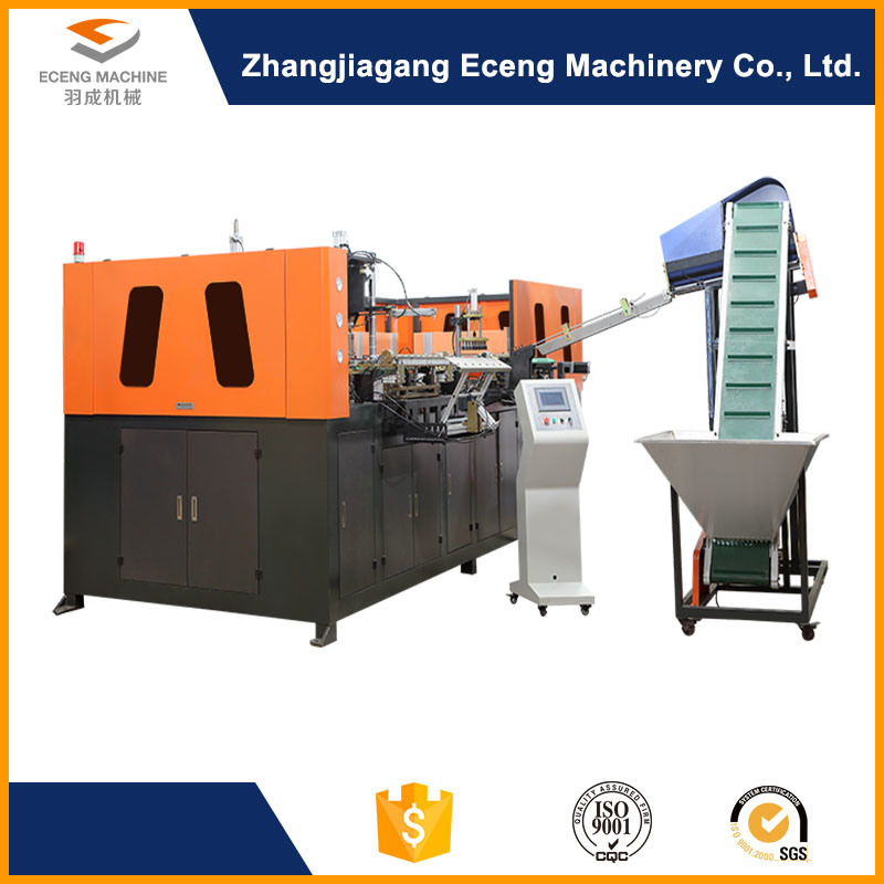 5L Bottle High Speed Fully Automatic Blow Moulding Machinery