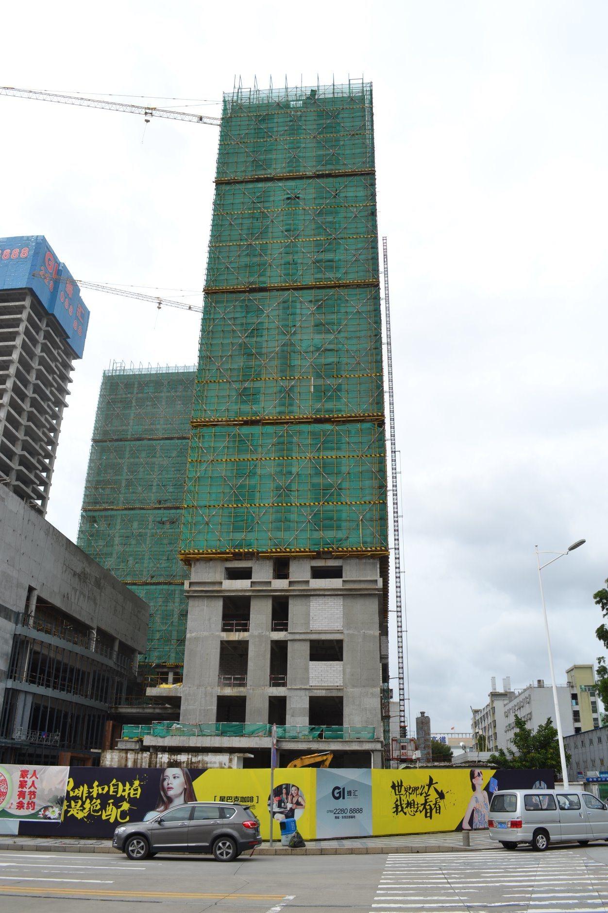6t Qtz80 (TC5014) Building Tower Crane