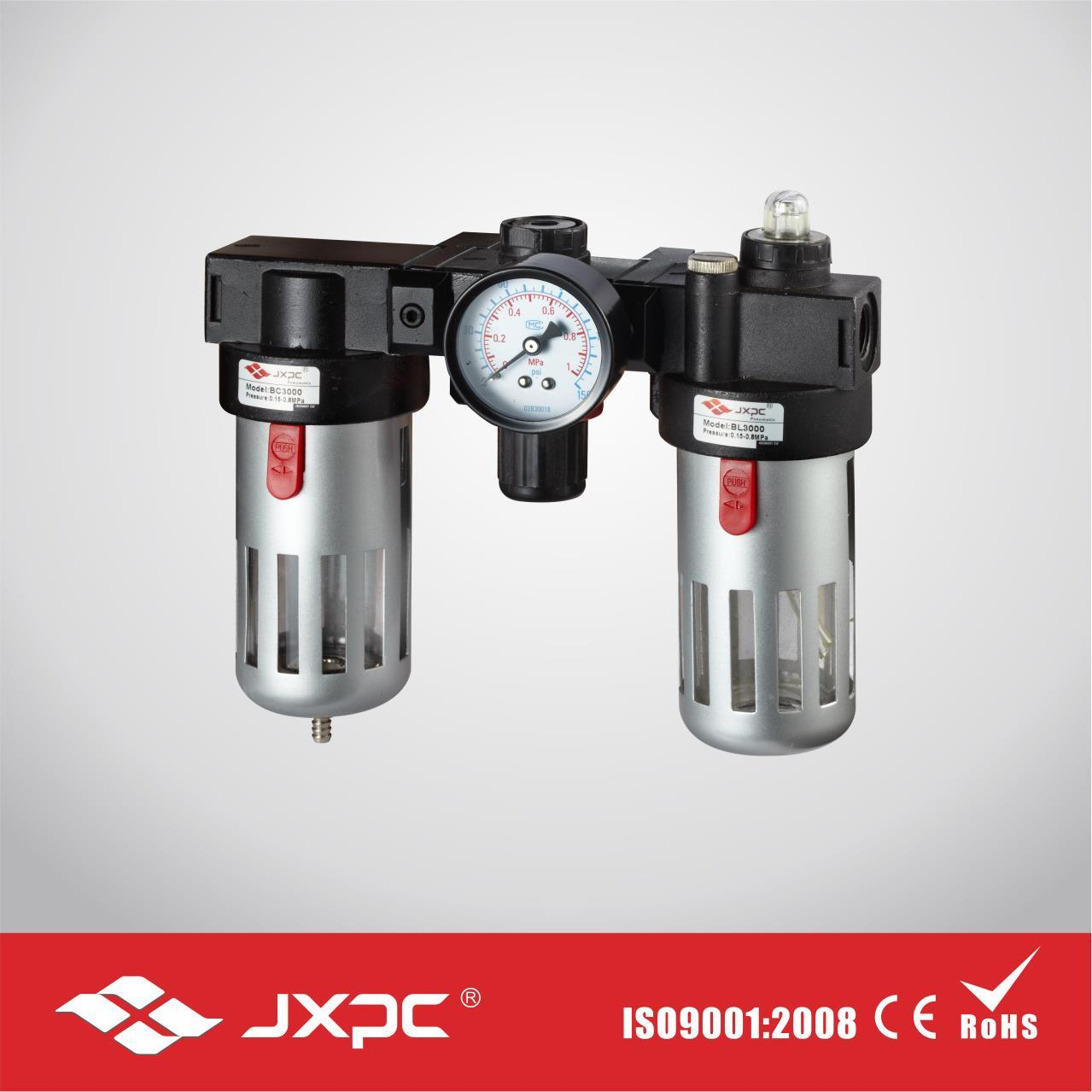 Airtac Pneumatic Air Source Treatment Units with Bowl Guard