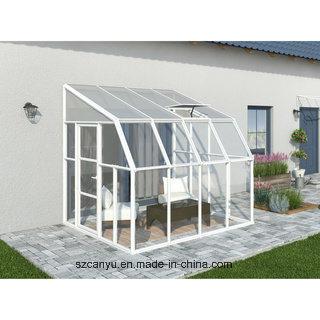 New Design UV Resistant Heat Insulation Glass Sunroom