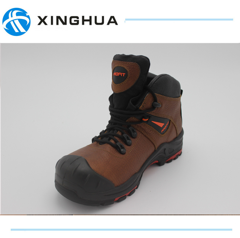 High-Quality Leather Safety Work Shoes