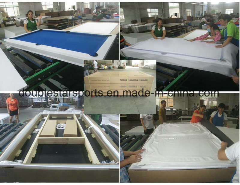 Professional Wholesale Stone Slate Pool Table for Sale
