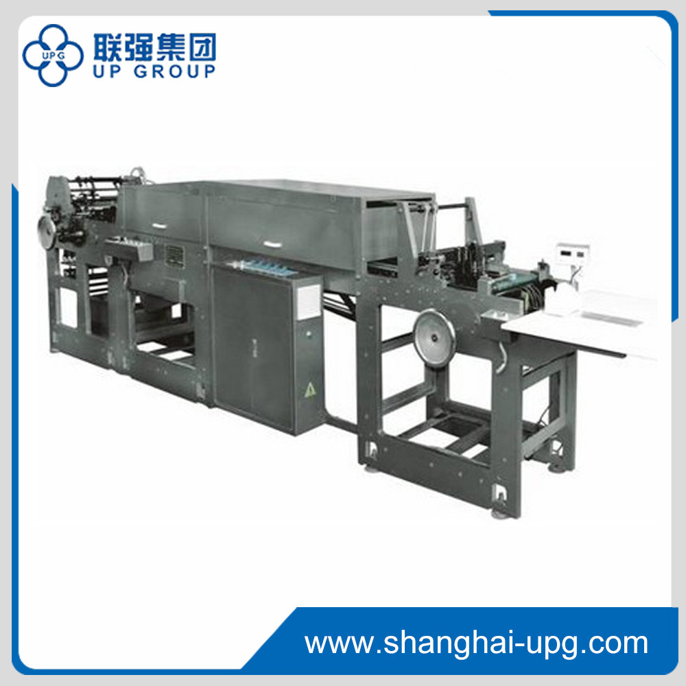 Self-Seal Pocket Envelope Making Machine (LQPD124)