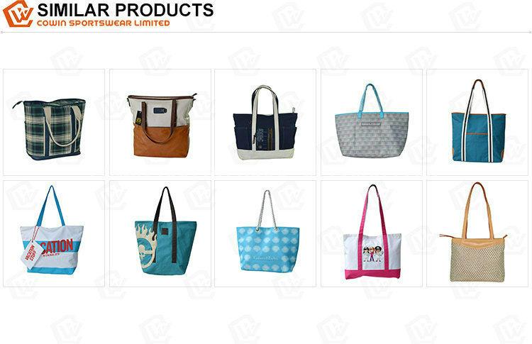 Women′s Nice Quality Soft PU Leather Tote Bag
