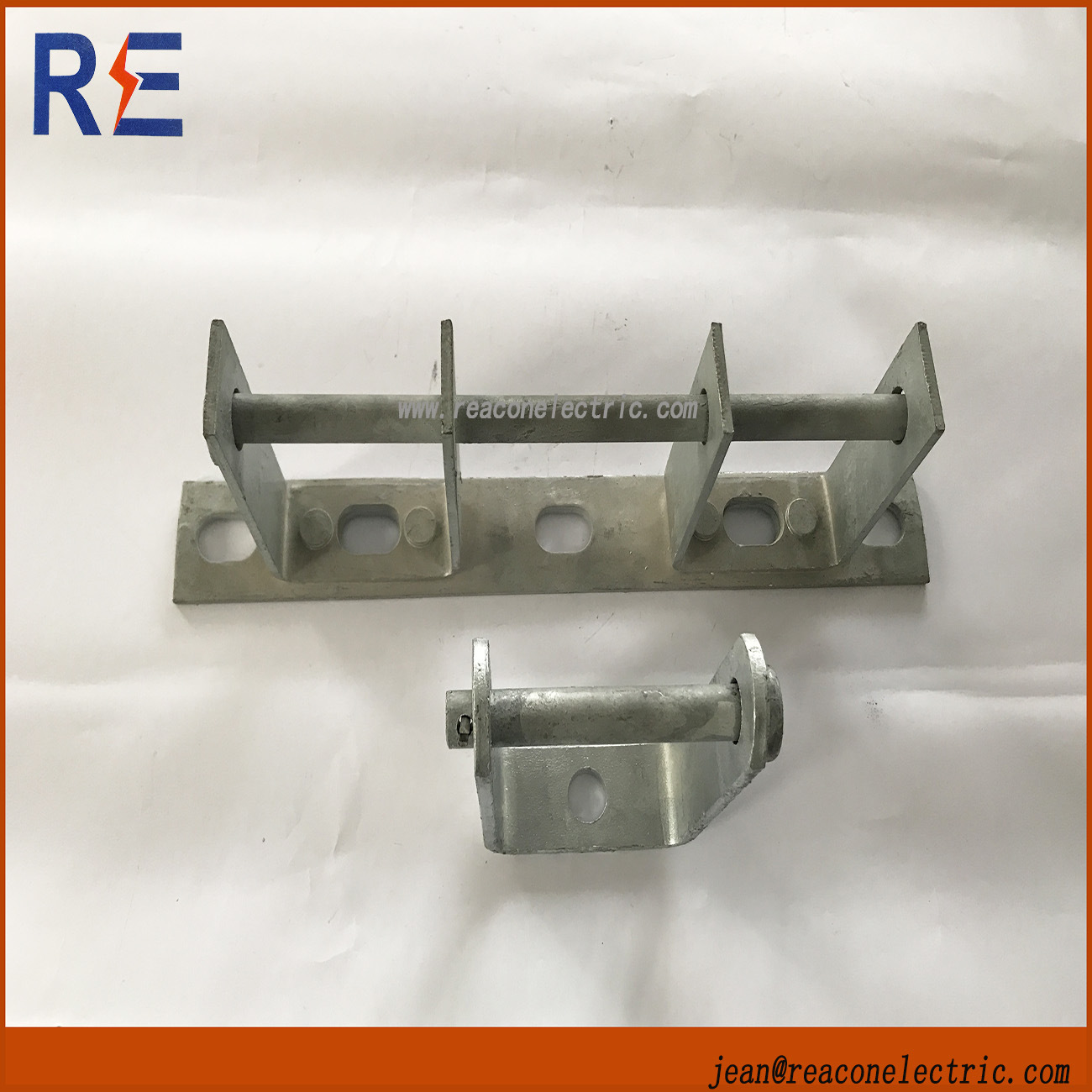Hot DIP Galvanized Secondary Rack /Secondary Clevis