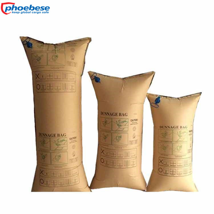 Cost Effective Inflated Transport Shipping Truck Dunnage Container Pillow