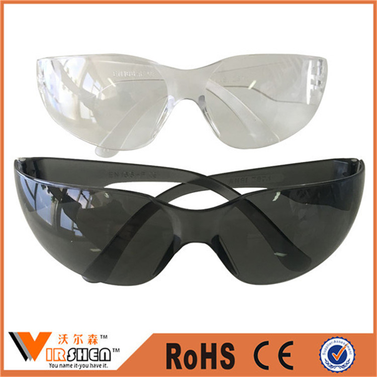 Cheap Eye Protection Nylon Safety Goggles Disposable Work Eyeglasses Safety Instruments Welding Goggles Protective Goggles