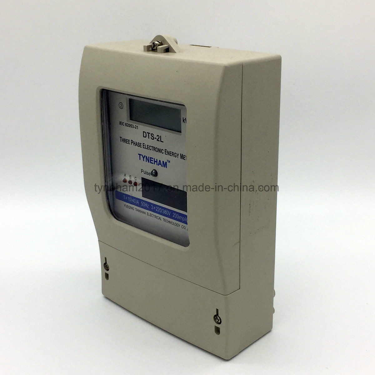 Dts-2L Three Pahse Four Wire Kwh Meter