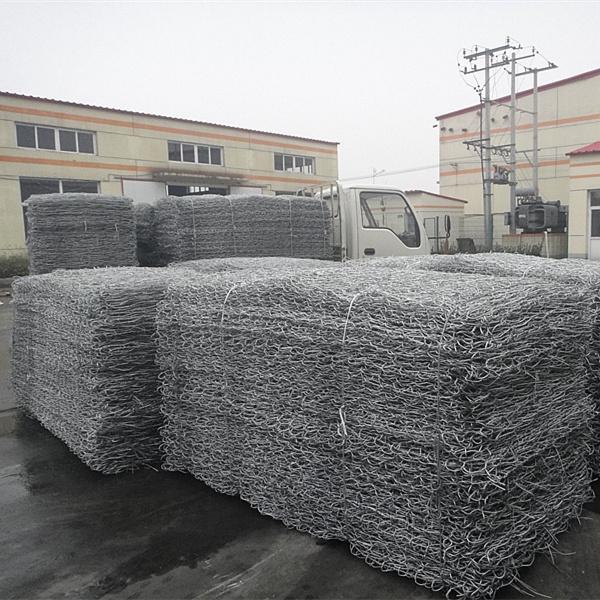 China Wholesale Mesh 80X100X2.7mm Gabion Mesh