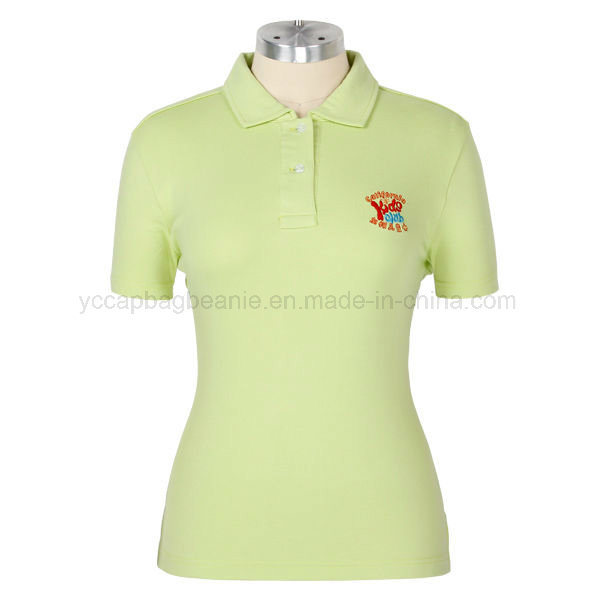 100%Cotton High Quality Men′s Polo Shirt
