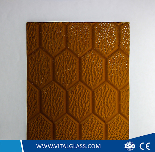 Tinted/Pattrned Clear Float Louver Glass