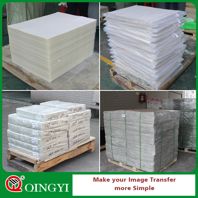 Qingyi 1185 Screen Printing Pet Film for Label Print